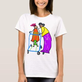 Disabled Girl T-Shirt