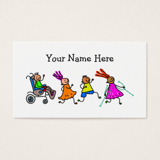 Disabled Kids