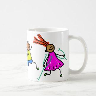 Disabled Kids Coffee Mug