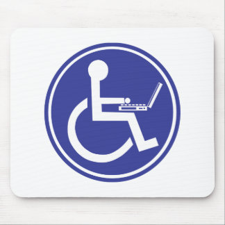DISABLED LAPTOP COMPUTER MOUSE PADS