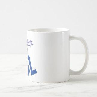 disabled sign mugs