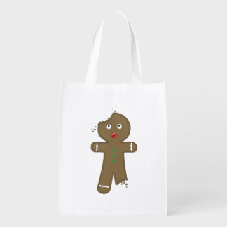 Disappearing Gingerbread Man