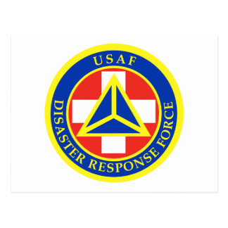Disaster Response Force (Full Color) Postcard