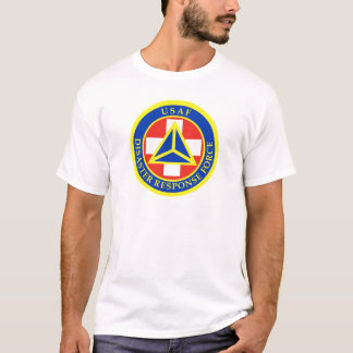 Disaster Response Force (Full Color) T-Shirt