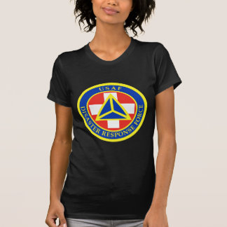 Disaster Response Force (Full Color) T-shirts