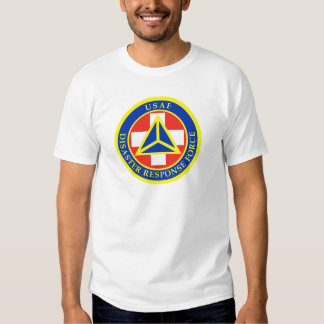 Disaster Response Force (Full Color) Tee Shirts