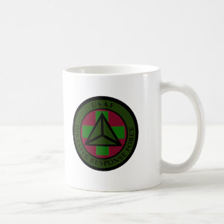 Disaster Response Force (Woodland) Mugs & Steins