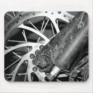 disc brake pad mouse mat