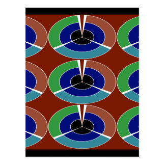 Disc Disk design on Party Giveaway Lowprice Gifts Postcard