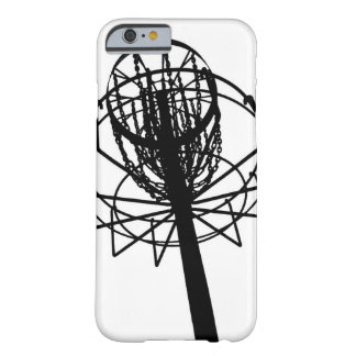 disc golf basket barely there iPhone 6 case