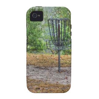 Disc Golf Basket iPhone 4/4S Case