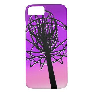 disc golf basket iPhone 7 case