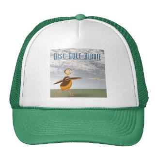 Disc Golf Birdie Hats