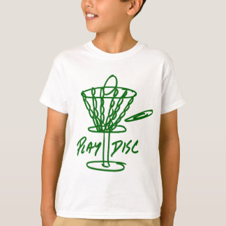 Disc Golf Discetch Classic T Shirt