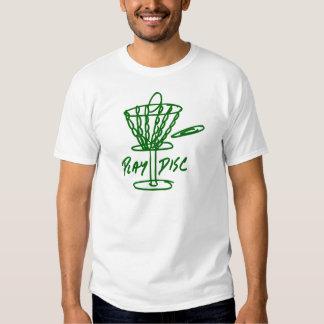 Disc Golf Discetch Classic T Shirts