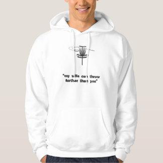 Disc golf fun 2 hoodie