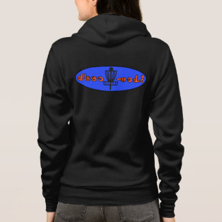 Disc Golf Sign Language Hoodie