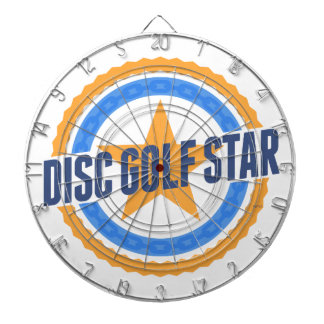 Disc Golf Star Dartboard