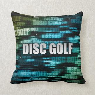 Disc Golf Throw Cushion
