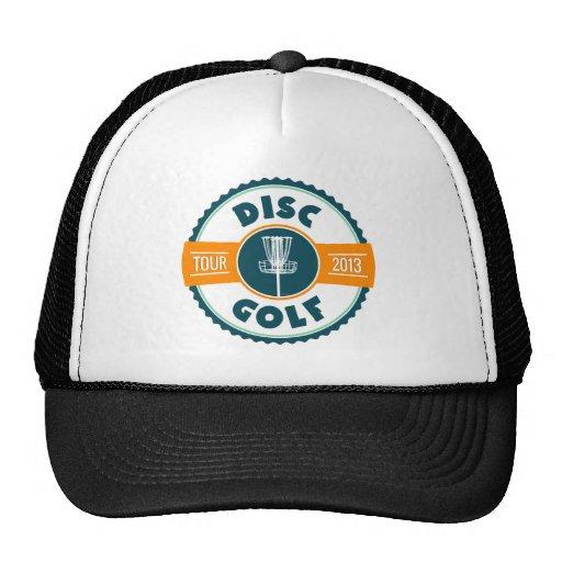 Disc Golf Tour 2013 Mesh Hats
