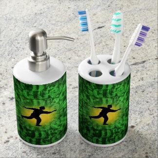 Disc Golfer Soap Dispensers