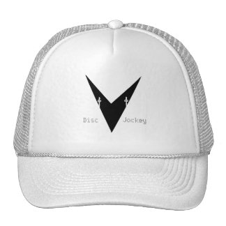 """Disc Jockeys victory"" Mesh Hat"