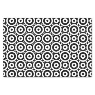 Disc Patterned Tissue Paper