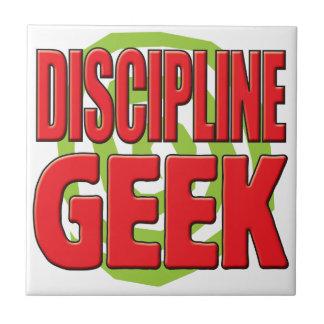 Discipline Geek Tile