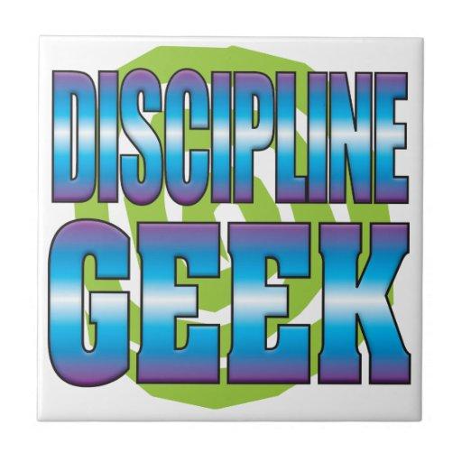 Discipline Geek v3 Ceramic Tiles