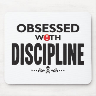 Discipline Obsessed Mouse Mat