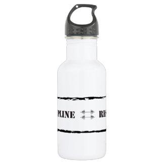 Discipline = Results 532 Ml Water Bottle