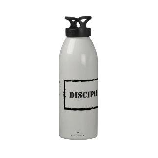 Discipline Results Water Bottles