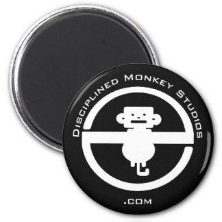 Disciplined Monkey Studios Frige Magnet