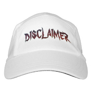 """Disclaimer of Opinion"" Hat"