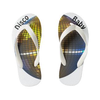 Disco Baby Flip Flops, Kids Flip Flops