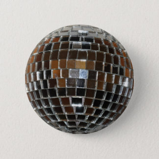Disco Ball - Button