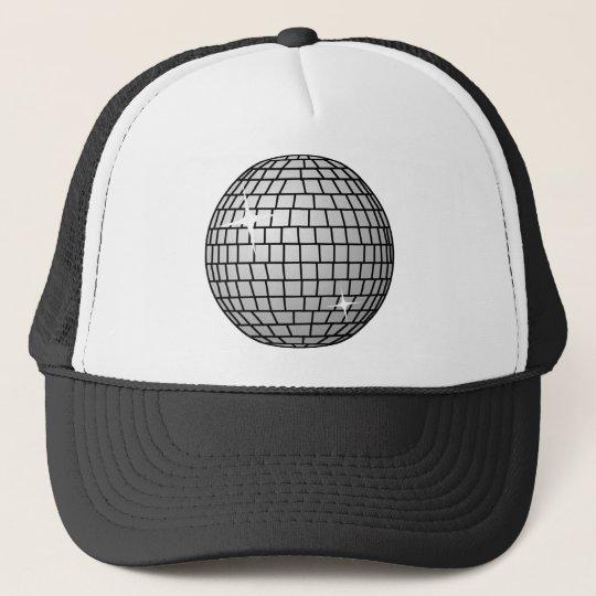 disco ball cap