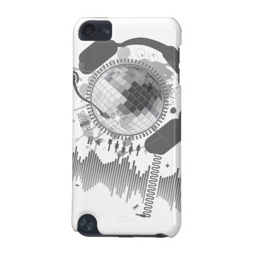 Disco_Ball iPod Touch (5th Generation) Cases