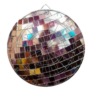 Disco Ball Dart Board