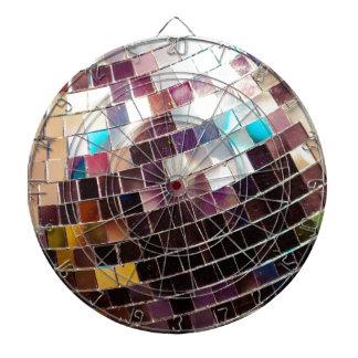 Disco Ball Dartboard