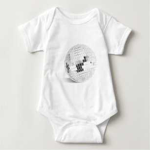 disco ball baby clothes shoes zazzle co uk Disco People disco ball for everyone baby bodysuit