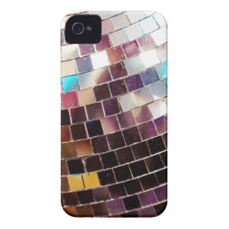 Disco Ball iPhone 4 Case-Mate Cases
