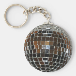 Disco Ball - Keychain