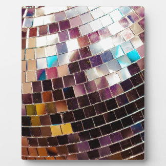 Disco Ball Plaque