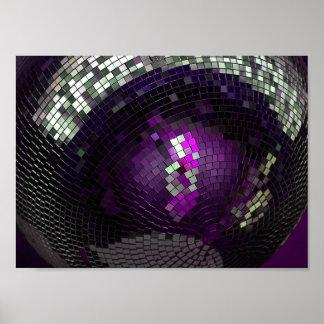 Disco Ball - Poster