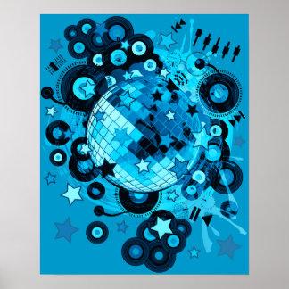 Disco_Ball Poster