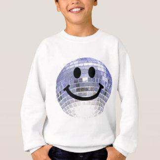 Disco Ball Smiley Sweatshirt