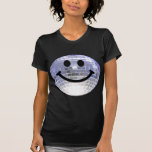 Disco Ball Smiley T Shirts