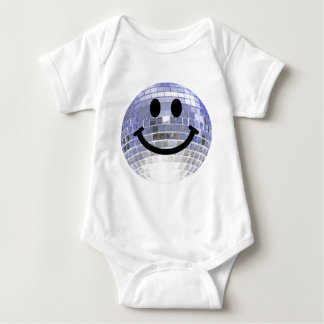 Disco Ball Smiley T-shirts