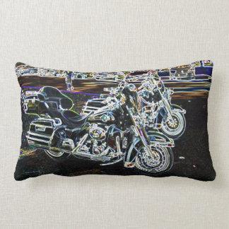 Disco Bikes Lumbar Pillow
